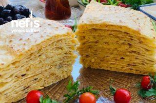 Patatesli Bazlama (Anne Eli Değmiş Gibi) Tarifi