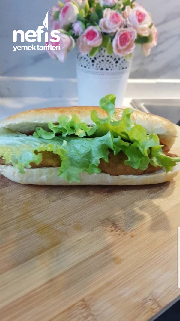 Yumuşacık Sandaviç Ekmeği