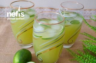 Limonata (Cool Lime) Tarifi