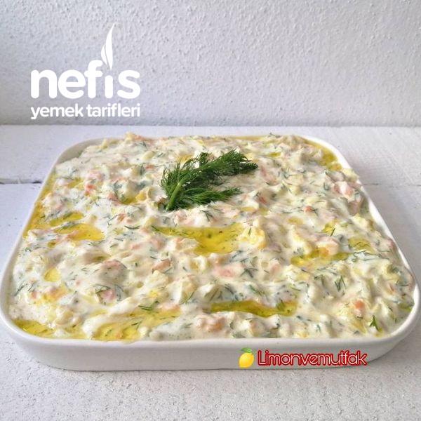Havuçlu Lahana Salatası (Videolu)