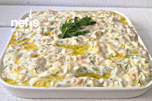 Havuçlu Lahana Salatası (Videolu) Tarifi