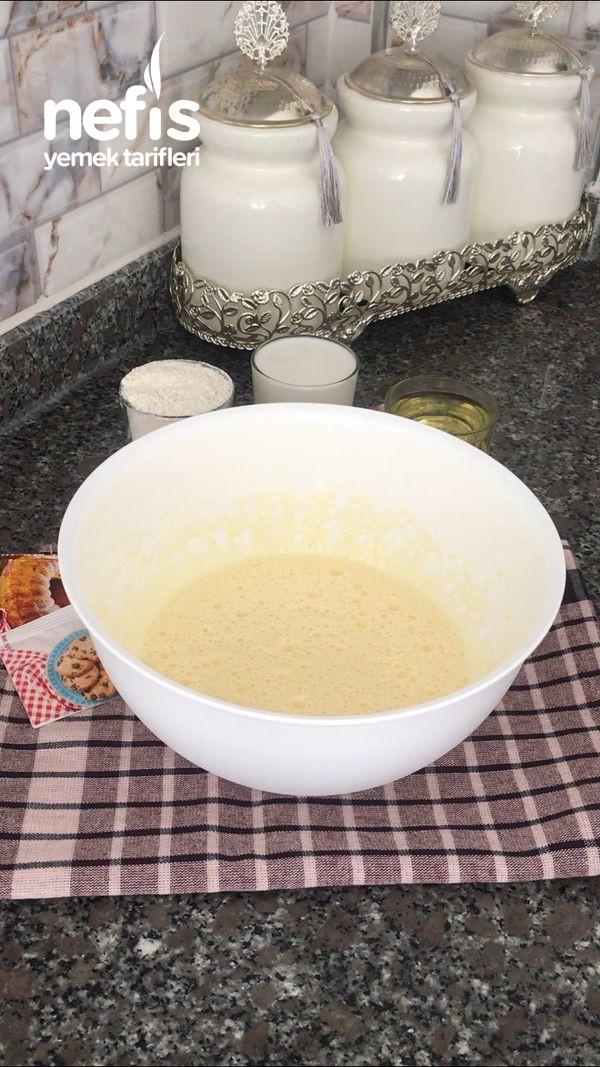Hem Göze Hem Damağa Hitap Eden Dolgu Pasta