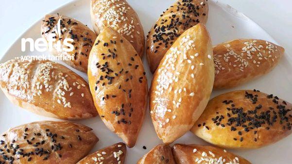 Hiç Mayalama Derdi Olmadan Mayasız Peynirli Poğaça Tarifi (Videolu)