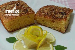 Kek Tarifi (Limon Kabuklu Anne Keki)