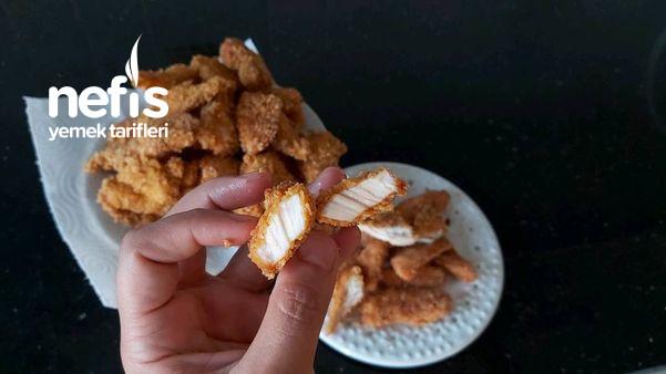 Kfc Popeyes Dışarda Yemeye Son Çıtır Tavuk Tarifi (Videolu)