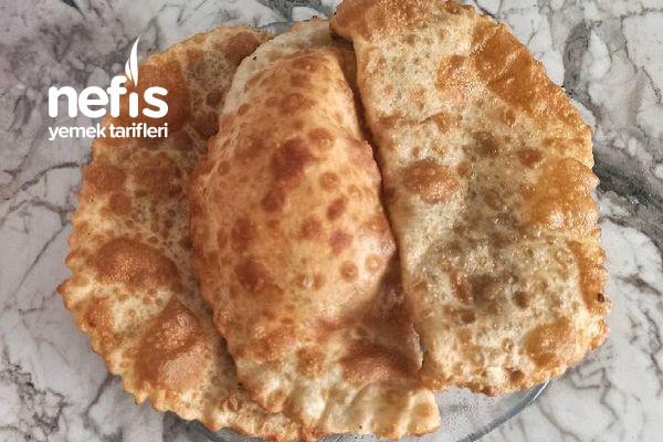 Kıymalı Çiğ Börek (Çi Börek)