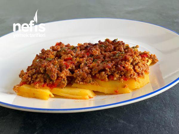 Kıymalı Patates Musakka Tarifi