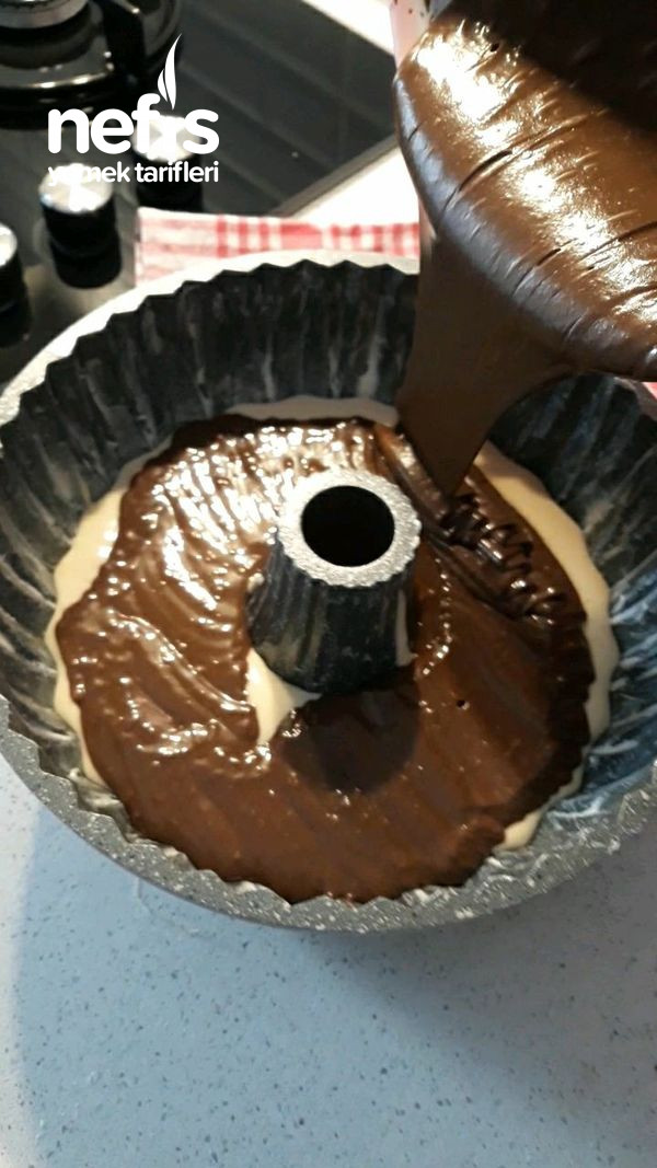 Mermer Kek (Pamuk Gibi)