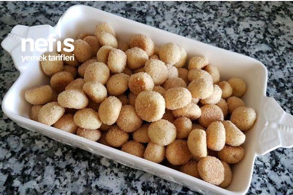 Tarçınlı Minik Kurabiyeler (Videolu)