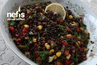 Beluga Mercimeği Salatası Tarifi