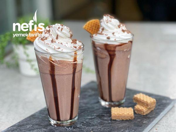 Çikolatalı Milkshake'm