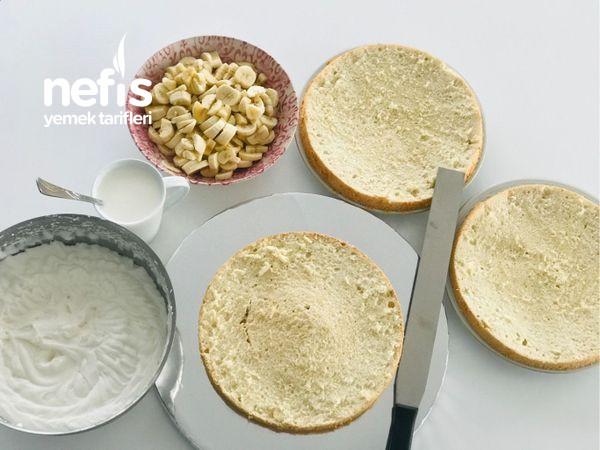 Nefis Tam Kıvamında Ganajlı Meyveli Yaş Pasta Videolu