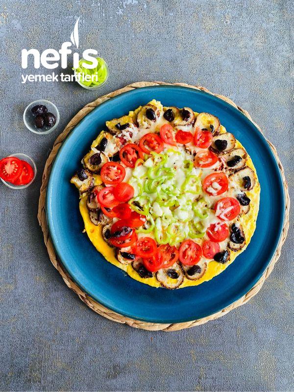 Simit Pizza (Bayat Simit Dostu)
