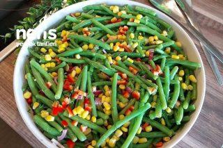 Yeşil Börülce Salatası Tarifi