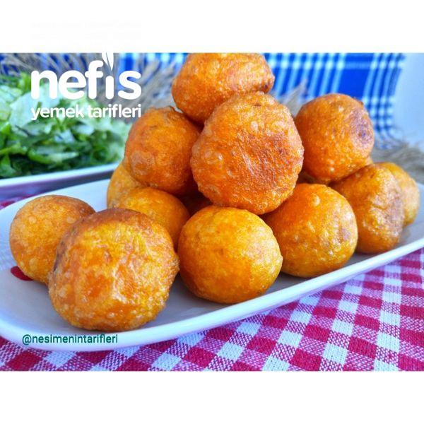 Tatlı Patates Topları