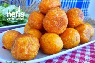 Tatlı Patates Topları Tarifi