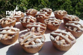 Elmalı Mini Tartoletler Tarifi