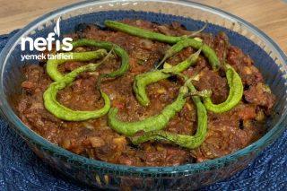 Kavurmalı Patlıcan Musakka Tarifi