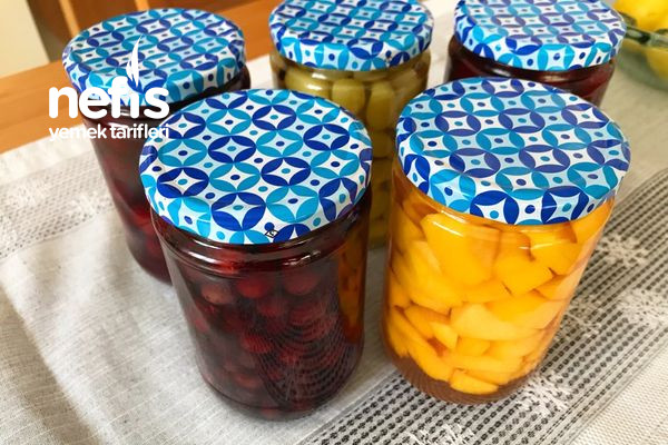 Kış İçin Kompostoluk Meyve