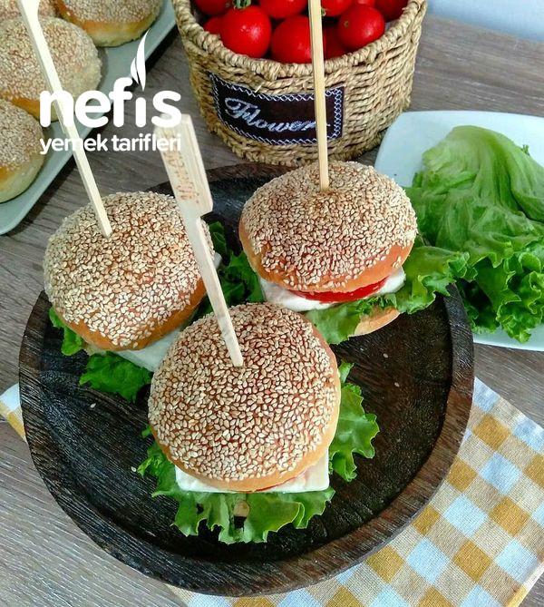 Simit Burger