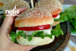 Simit Burger Tarifi