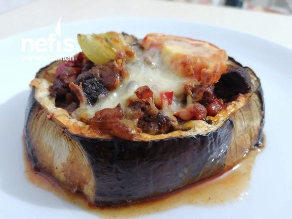 Bostan Patlıcan Kebabı