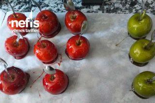 Elmalı Şeker (Çocukların Vazgeçemeyeceği Lezzet) Tarifi