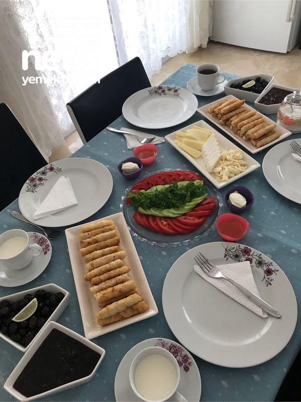 19 Eylül 2021 Pazar Kahvaltımız