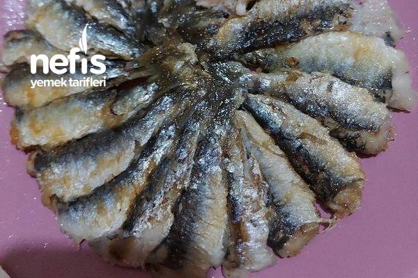 Kokusuz Yağsız Tavada Balık