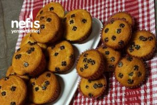 Limonlu Cupcake (Videolu) Tarifi