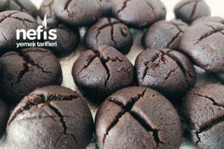 Şipşak Brownie Kurabiye Sadece (15 Dakika) Tarifi