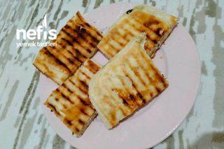 Hazır Yufka İle Tava Böreği Tarifi