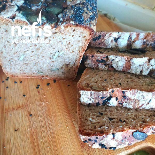Sağlıklı Kolay Ekmek