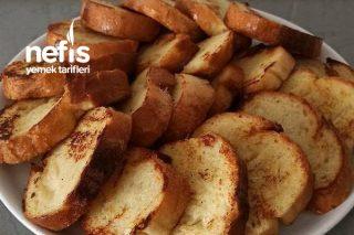 Bayat Ekmek Kızartması Tarifi