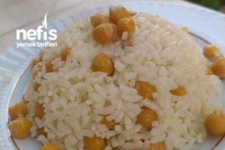 Bol Nohutlu Pirinç Pilavı Tarifi