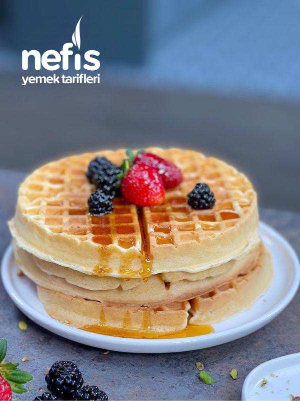 Nefis Waffle Tarifi-9715116-180945