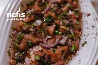Söğüş Salata Tarifi
