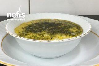 Yeşil Mercimekli Tel Şehriye Çorbası Tarifi
