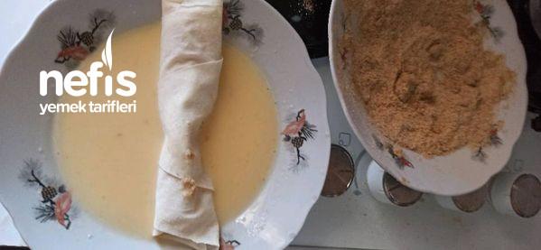 10 Dakikada Hazırlanan Galeta Unlu Çıtır Börek