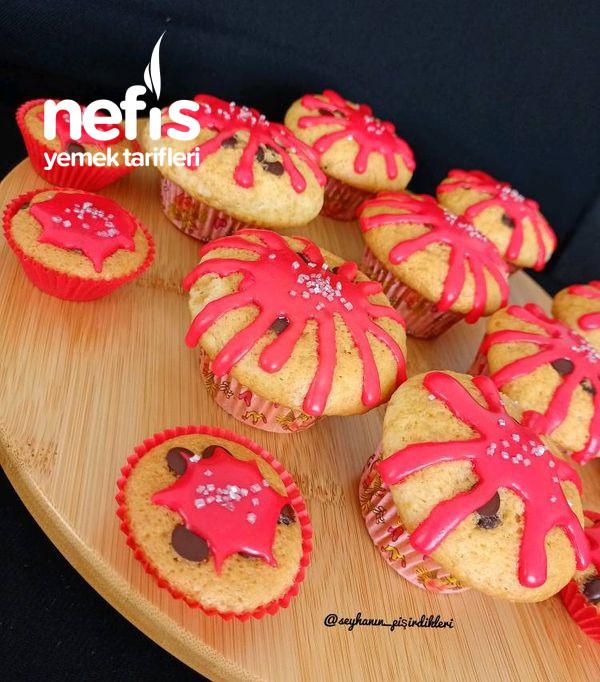 Sütsüz Glazürlü Kap Kek
