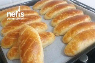 Yumuşacık Enfes Sandviç Ekmekleri Tarifi