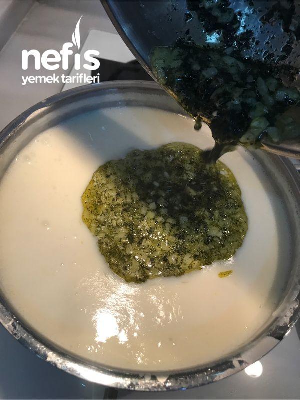 Garantili Yarmalı Ayran Çorbası (Yoğurt Çorbası)