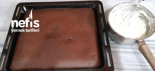Hafif Ve Yumuşacık Köstebek Pasta
