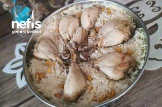 Piriçli Tavuk Kapama Tarifi