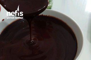 Çikolatalı Sos Tarifi