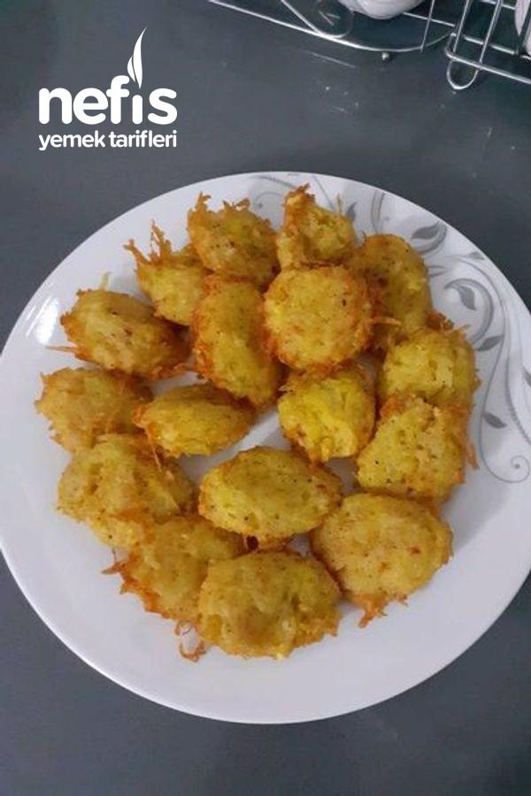 Çıtır Patates Köfte