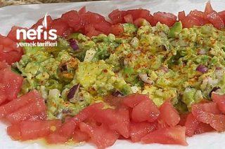 Avokado Salata Tarifi