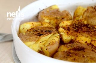 Çatlak Patates Tarifi