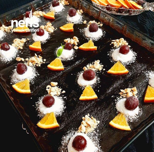 Çikolatalı Islak Kek (Bir Dilim Asla Yetmez)