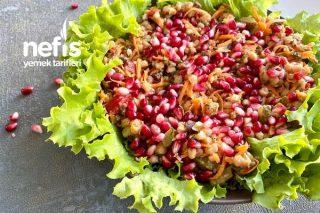 Pancar Turşulu Buğday Salatası Tarifi